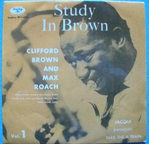 Clifford Brown Kind Of Brown