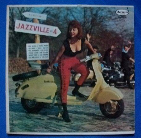 Gene Roland & Hal Serra - Jazzville Vol. 4